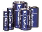 Комплект батареек для 1 вибратора