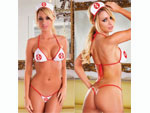 Комплект секси-медсестрички #11860