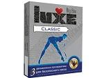 Презервативы LUXE Classic - 3 шт. #12318