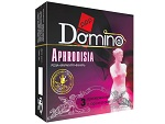 Ароматизированные презервативы Domino Aphrodisia - 3 шт. #12385
