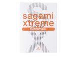 Ультратонкие презервативы Sagami Xtreme SUPERTHIN - 3 шт. #12398