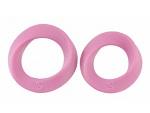 Набор розовых эрекционных колец Endless Cocking Set #13055