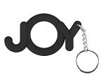 Черное эрекционное кольцо Joy Cocking #13063