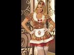 "Костюм ""Сладкая хозяйка пряничного домика"" #13921"