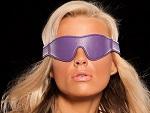 Сиреневая маска на глаза X-Play Bandeau #14267