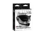 Набор для BDSM-игры: кляп-расширитель Small Gag & Mask #16216