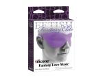 Фиолетовая силиконовая маска FANTASY LOVE MASK #16217