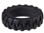 Эрекционное кольцо в форме шины PENIS TIRE #16371