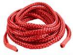 Красная веревка для фиксации Japanese Silk Love Rope - 5 м. #16604