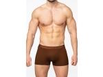 Однотонные мужские трусы-боксеры из модала #103266