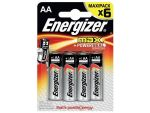Батарейки Energizer MAX E91/AA 1,5V - 6 шт.