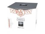 Массажная свеча с ароматом сандала - 130 гр. #141484