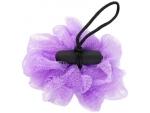 Фиолетовая губка для ванны с вибропулей Vibrating Bath Sponge #198451