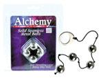 Вагинальные шарики Alchemy Metal Balls Large #21640