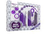 Набор фиолетовых стимуляторов Imperial Rabbit Kit  #22038