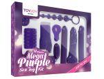 Эротический набор Toy Joy Mega Purple #26780