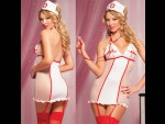 Костюм развратной медсестры #30001