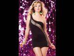 Асимметричное платье с интригующим рисунком #30112
