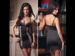 Изящное платье со вставками под леопарда TRUE LEО #30519