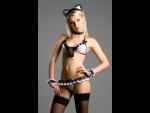 Игровой костюм кошечки Sweet Kiki  #37109