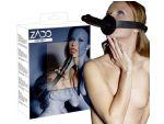 Страпон с креплением для головы ZADO - 14,5 см. #37923