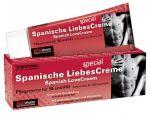 Возбуждающий крем для двоих SPANISCHE LIEBESCREME SPEZIAL - 40 мл. #37946