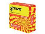 Особо прочные презервативы с утолщёнными стенками Ganzo Strong - 3 шт. #46336