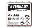 Батарейки EVEREADY R03 типа AAA  - 4 шт. #53795