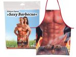 Мужской фартук Sexy Barbecue