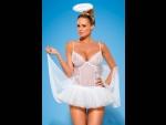 Игровой комплект-трансформер Swangel: ангел, балерина и эротическое боди