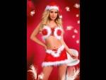Костюм помощницы Санты Christmas Lust