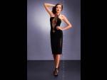 Соблазнительное платье Maxima со шнуровками