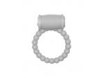 Белое эрекционное кольцо Rings Drums