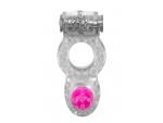 Прозрачное эрекционное кольцо Rings Ringer