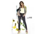 Легинсы Avril в стиле байкерских джинсов #93401