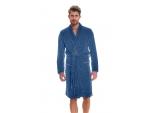 Мужской халат с длинными рукавами #94407