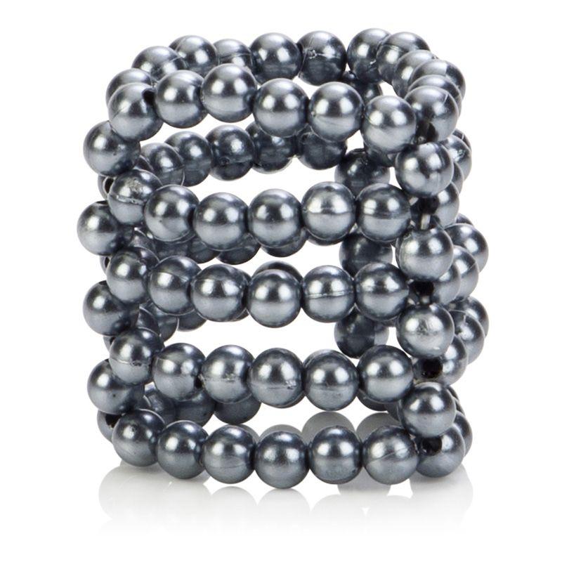 Эрекционное кольцо из бусин Ultimate Stroker Beads - фото 204548