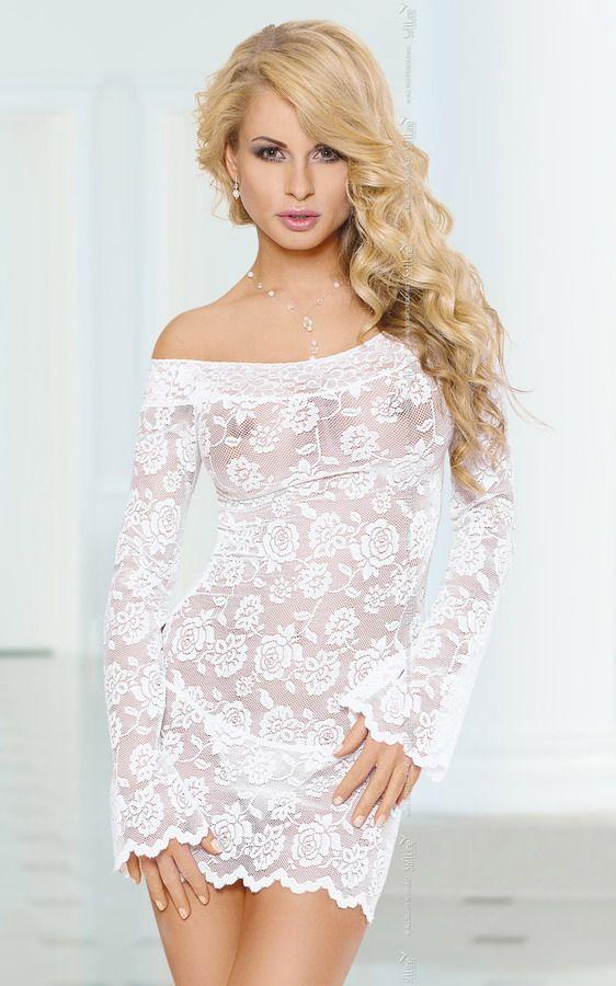 Платье Lamia с длинными рукавами - фото 206481