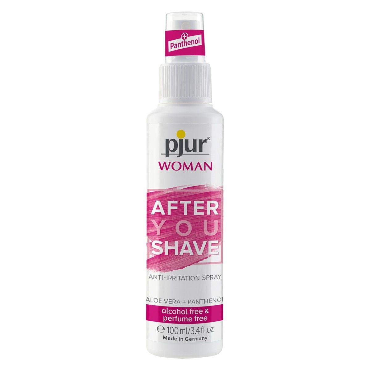 Спрей после бритья pjur WOMAN After You Shave Spray — 100 мл.