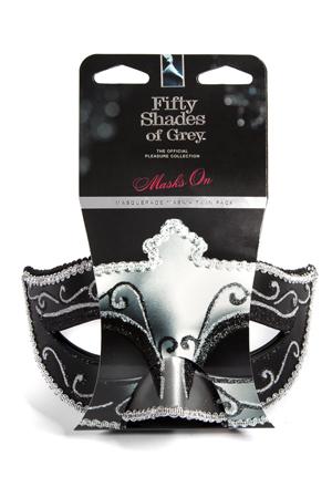 Набор из двух маскарадных масок Masks On Masquerade