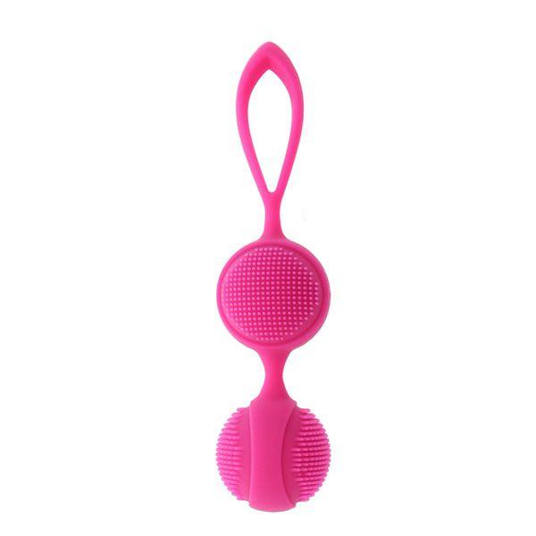 Розовые вагинальные шарики LALO