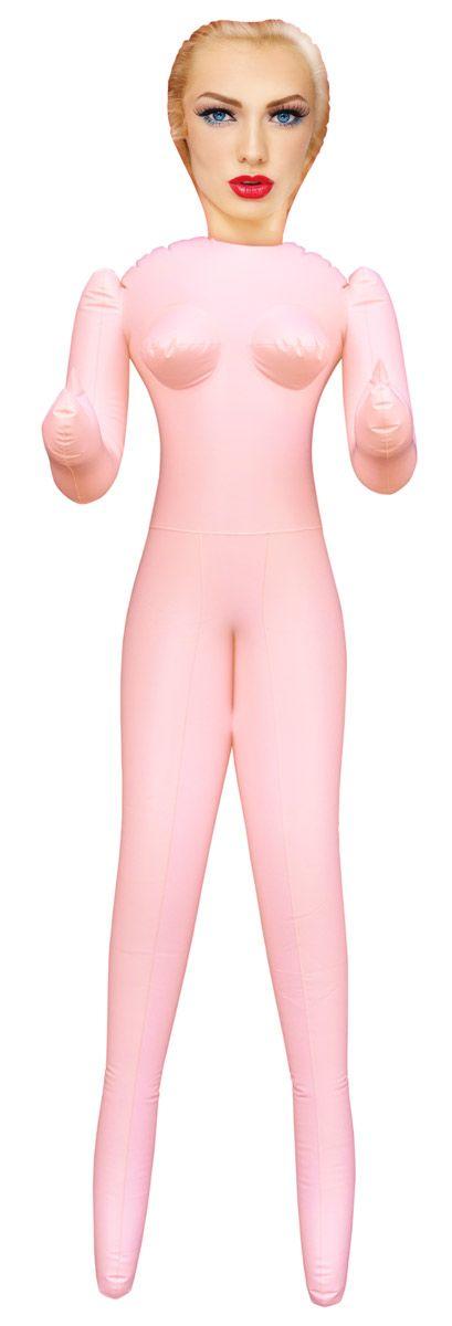Кукла сексуальная спортсменка Gym Freak