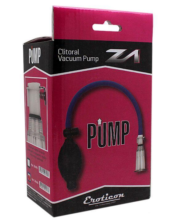Клиторальная помпа PUMP Z1 - фото 154745