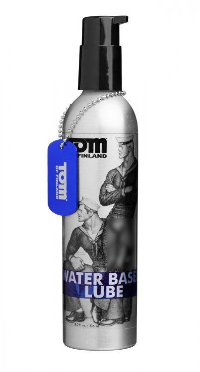 Лубрикант на водной основе Tom of Finland Water Based - 236 мл.