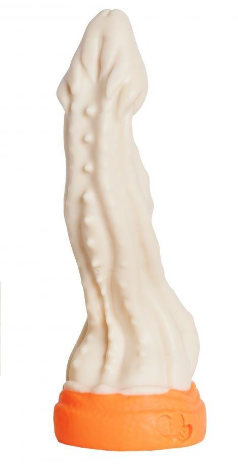 Фантазийный фаллоимитатор  Песчаная змея Large  - 25,5 см.