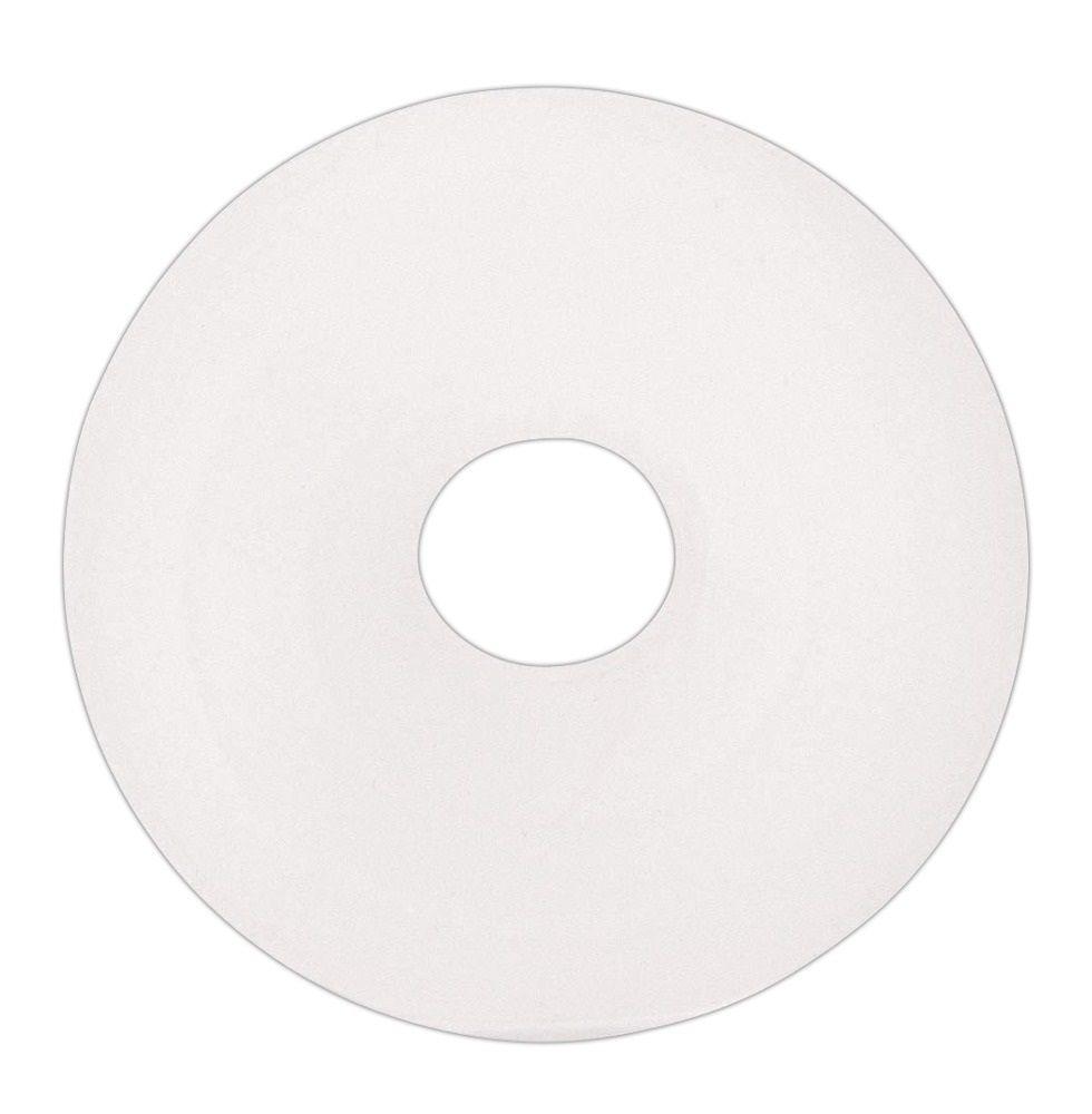 Прозрачное широкое эрекционное кольцо Thick Stamina Ring