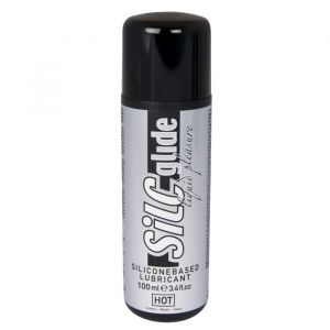 Интимная смазка на силиконовой основе SILK Glide - 100 мл.