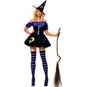 Костюм ночной ведьмочки