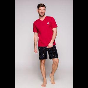 Мужская хлопковая пижама Borys
