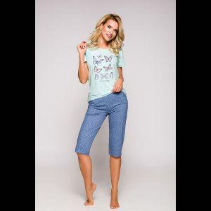 Оригинальная женская пижама Rachel с бриджами